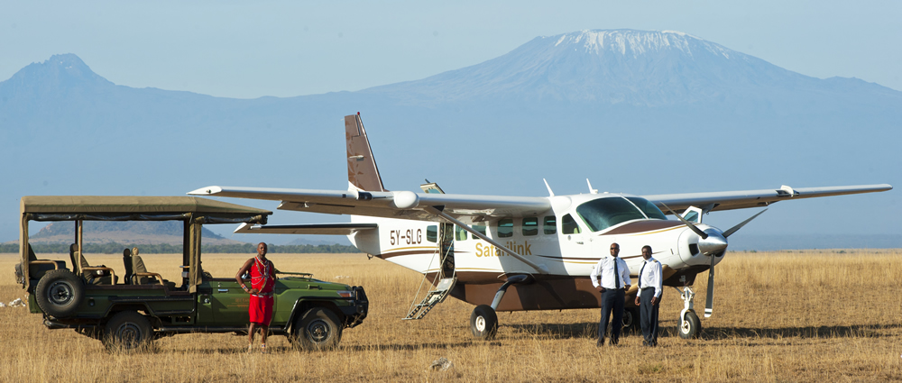 4 Days 3 Nights Lewa -Kenya Safari Flying Package