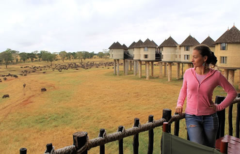 5 Days Mombasa to Nairobi Safari Package to Tsavo East, Salt Lick, Tsavo West and Amboseli